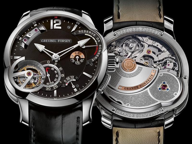 Greubel Forsey Grande Sonnerie Watch