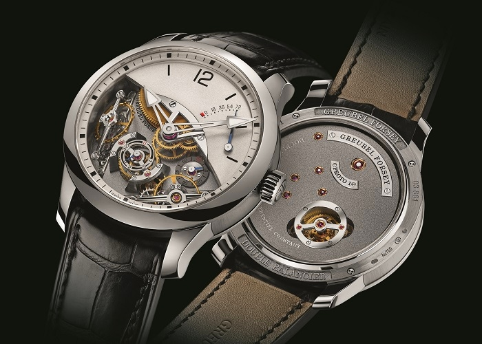 Greubel Forsey top watches monaco 2016
