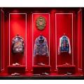 Gucci DIY service in the Gucci Milan Montenapoleone store
