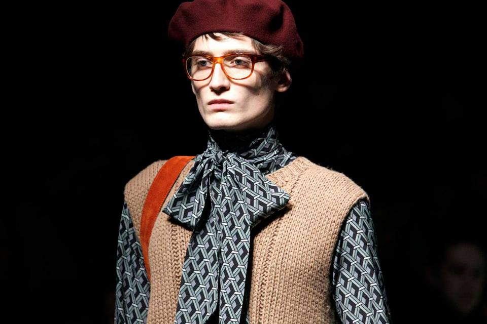 Gucci Men Fashion Show 2015 Published on January