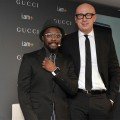 """Gucci Timepieces and Will.i.am have joined forces on a new wearable """"smartband"""" device"""