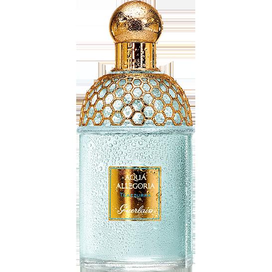 Guerlain new Aqua Allegoria fragrance TeaAzzurra