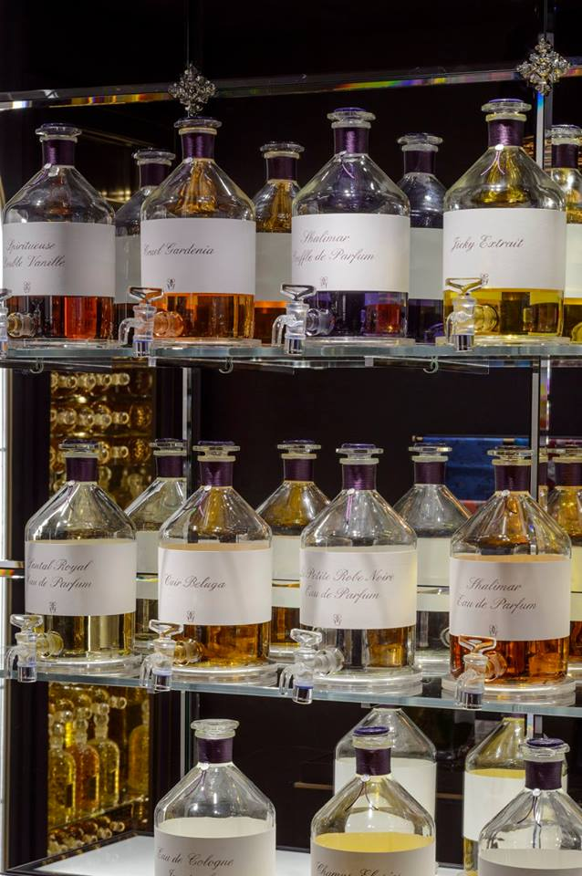 Guerlain new concept dedicated to the art of perfumery--