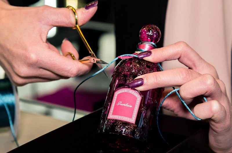 Guerlain new concept dedicated to the art of perfumery-the art of personalisation