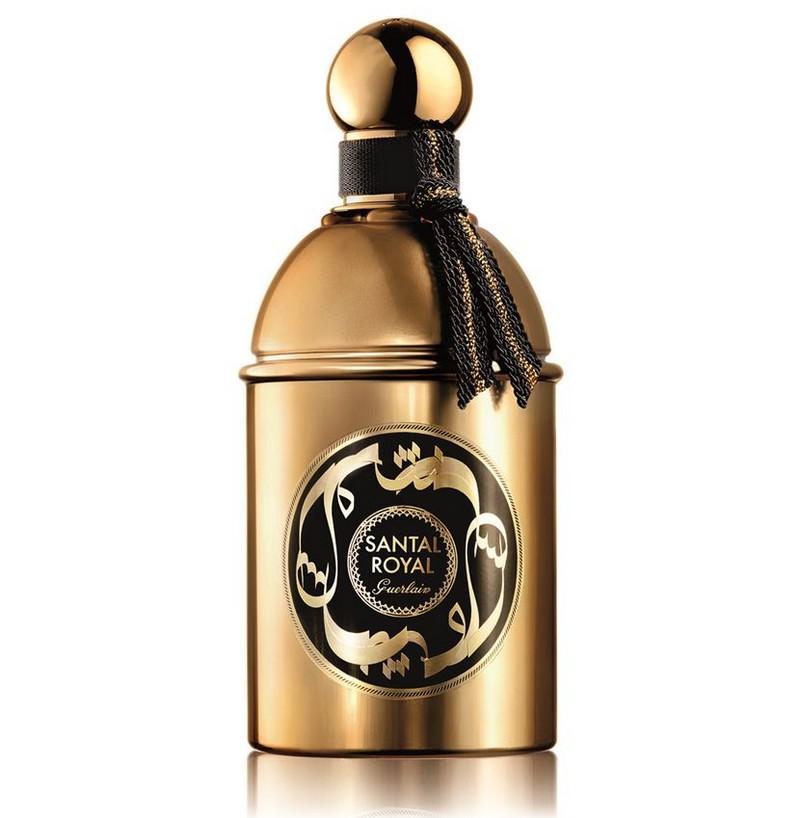 GuerlainSantal Royal perfume -