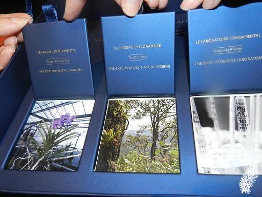 Guerlain's Orchidarium Research