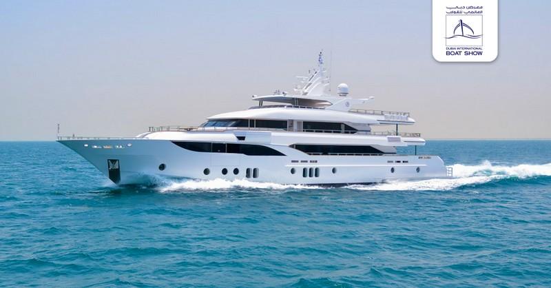 Gulf Craft's biggest superyacht - the Majesty155