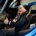H.S.H Prince Albert II of Monaco launched The Toroidion 1MW Concept car