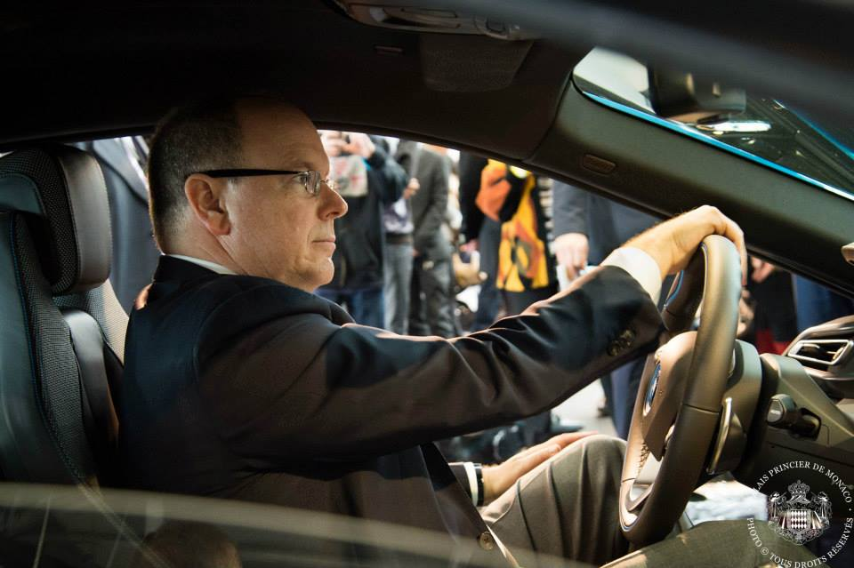 H.S.H Prince Albert II of Monaco -top marques monaco 2015-