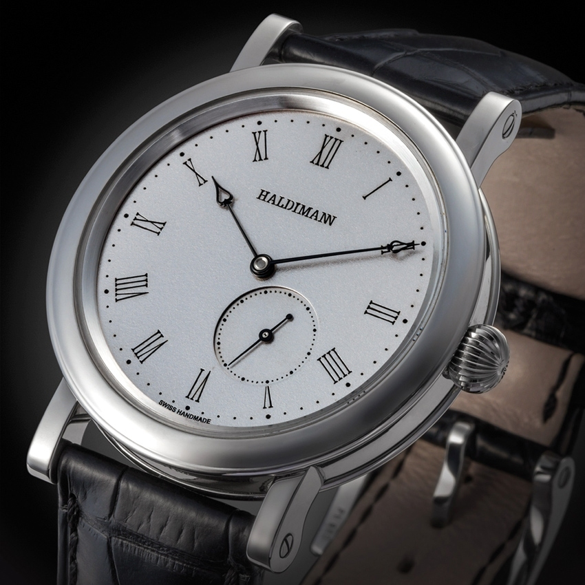 HALDIMANN H11 Centralbalance 3 Hands watch