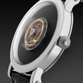 HALDIMANN H3 watch for 2014 Baselworld