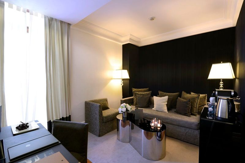 HOTEL ÚNICO MADRID Spain - small luxury hotels of the world-grand suite