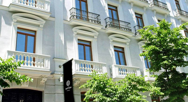 HOTEL ÚNICO MADRID Spain - small luxury hotels of the world
