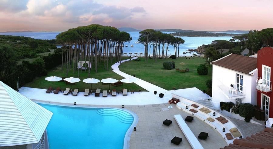 HOTEL LA COLUCCIA Conca Verde Sardinia Italy
