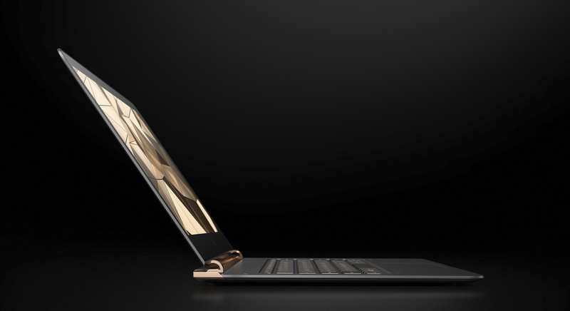 HP Spectre laptops - 2016 limited edition
