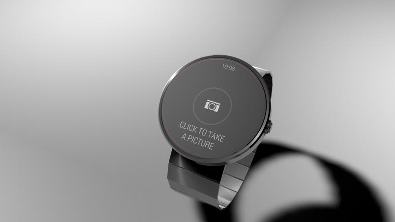 HTC smartwatch one concept -