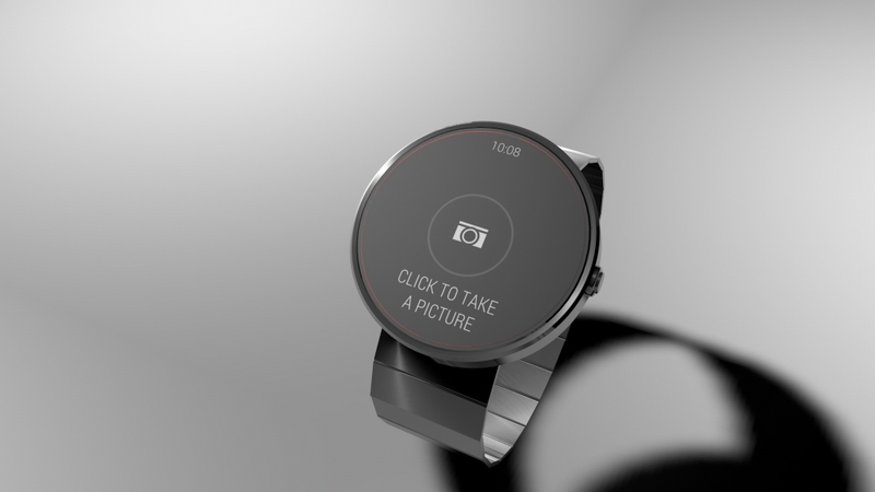 HTC smartwatch one concept -
