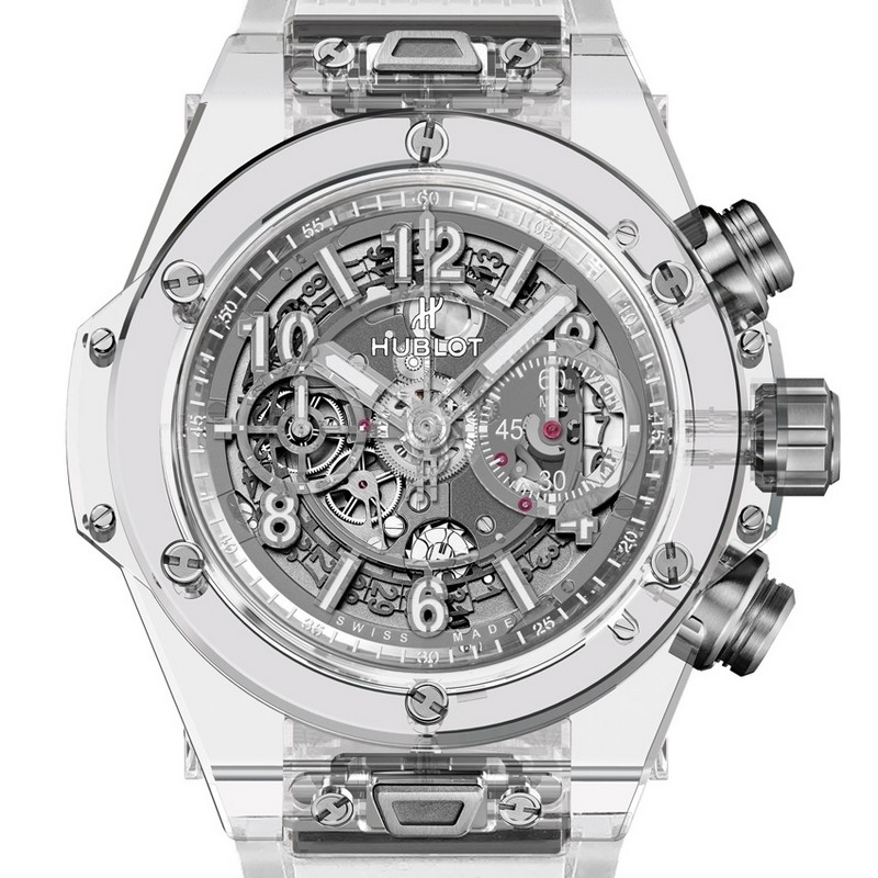HUBLOT Big Bang Unico Sapphire watch-