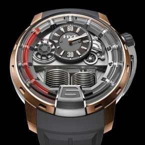 HYT  H1 RED2 limited edition watch collection for 2014 Baselworld