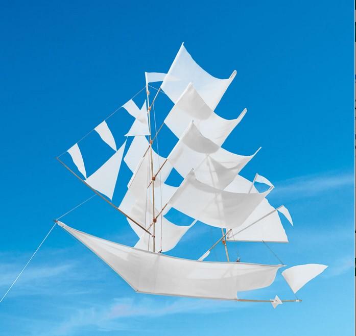 Handmade Flying Dutchman Kite