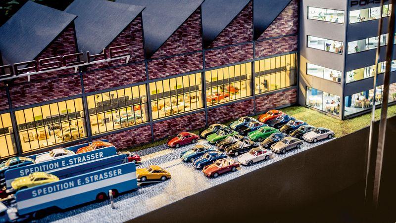 Hans-Peter Porsche TraumWerk - A dream factory-in miniature_traumwerk
