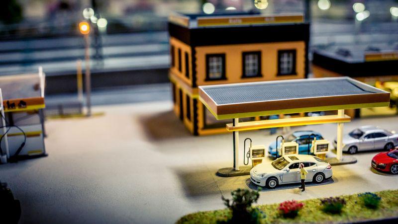 Hans-Peter Porsche TraumWerk - A dream factory-miniature panamera