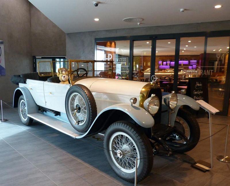 Hans-Peter Porsche TraumWerk - AustoDaimler 1922