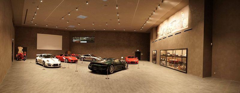 Hans-Peter Porsche TraumWerk - The museum