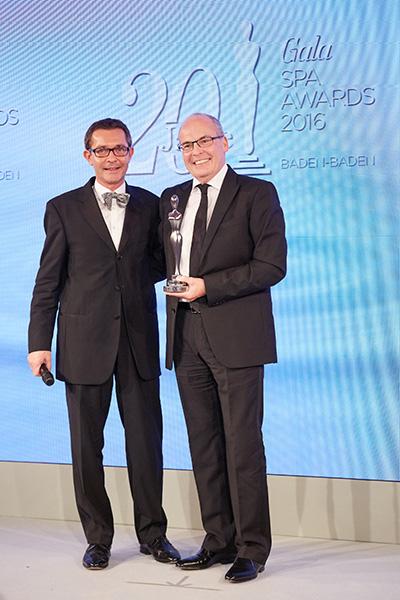 GALA SPA AWARDS 2016