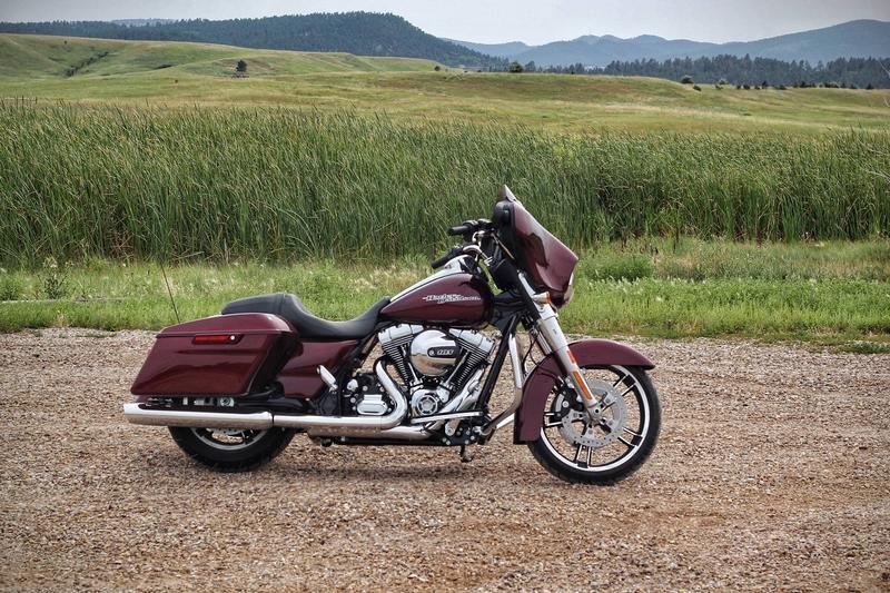 HarleyDavidson - Off the Beaten Path