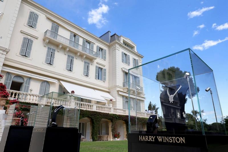 Harry Winston for amfARCannes 2016