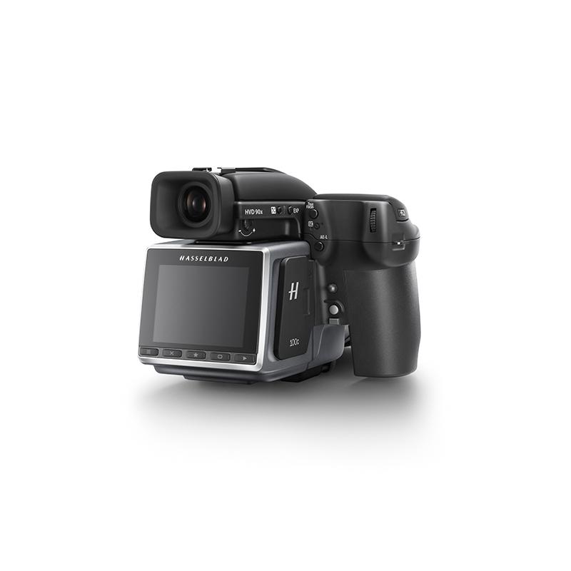 Hasselblad new H6D camera-