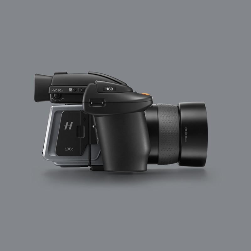 Hasselblad new H6D