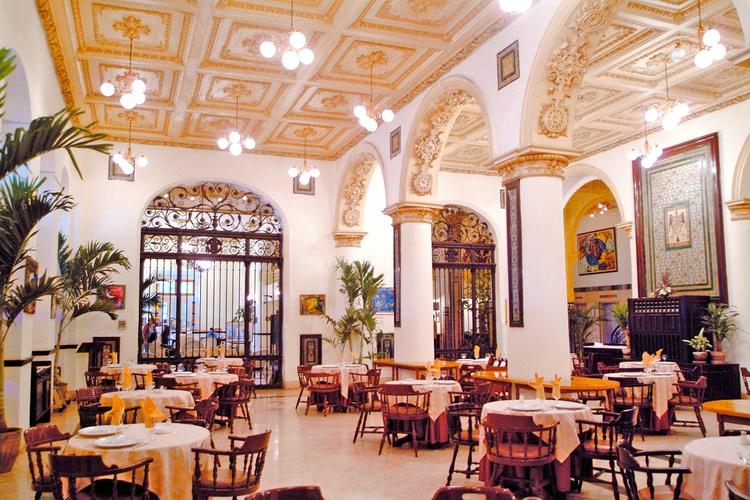 Havana - Hotel Inglaterra
