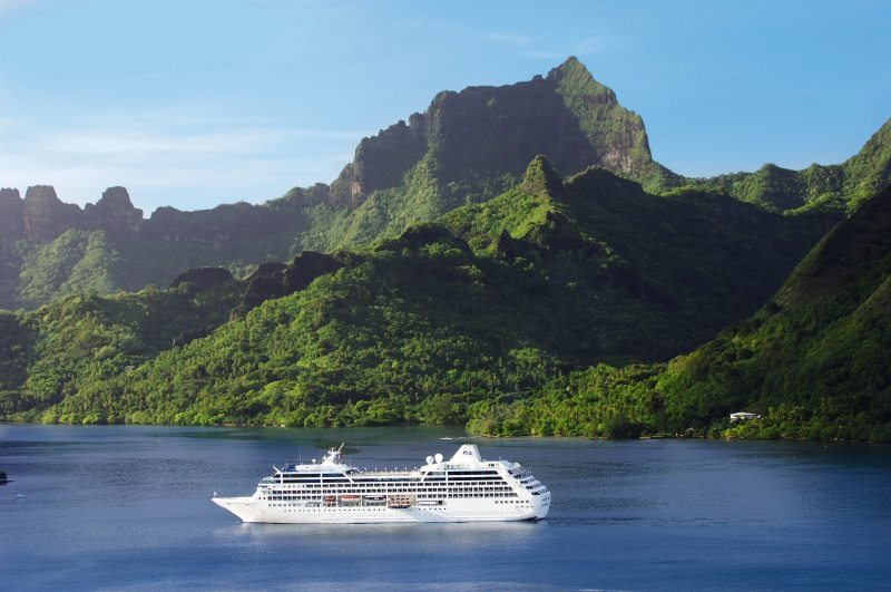 Hawaiian and Tahitian voyage from Princess Cruises