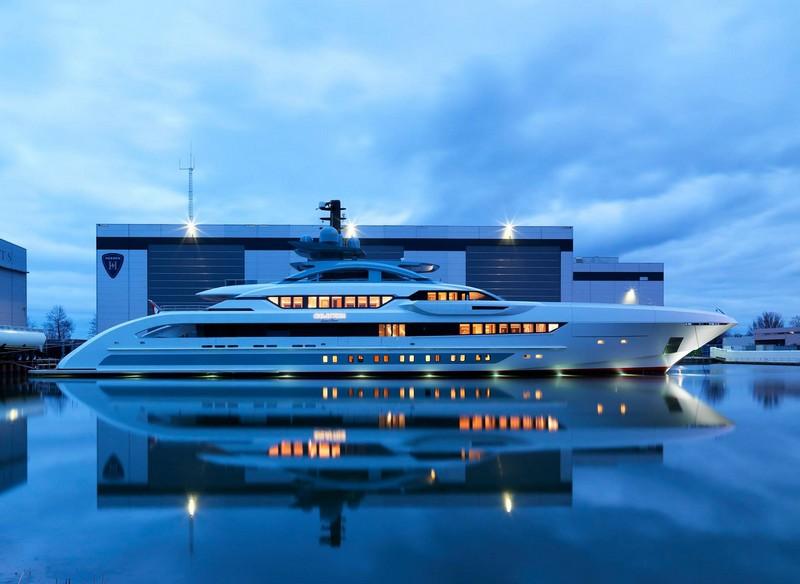 Heesen Yachts Galactica SuperNova 2016-yacht