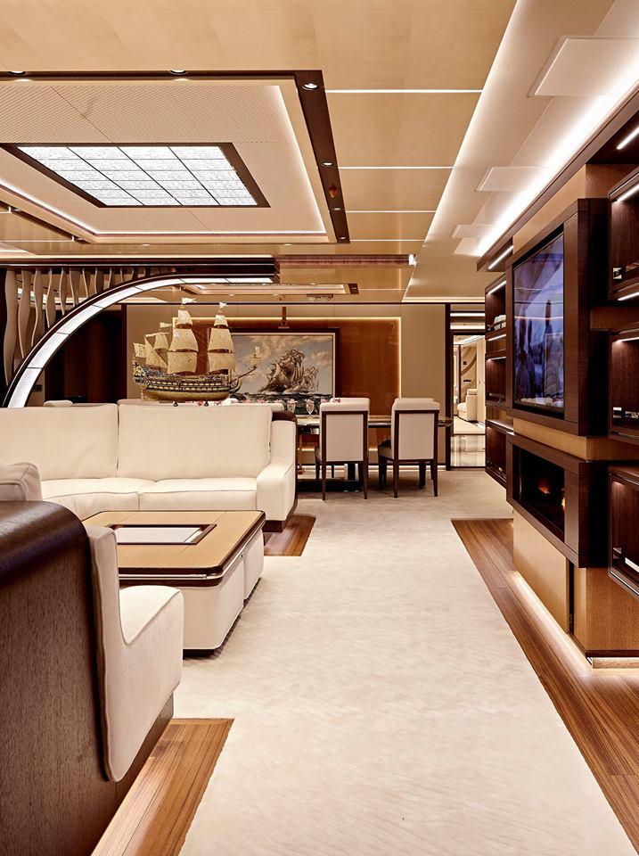 Heesen Yachts Galactica SuperNova 2016