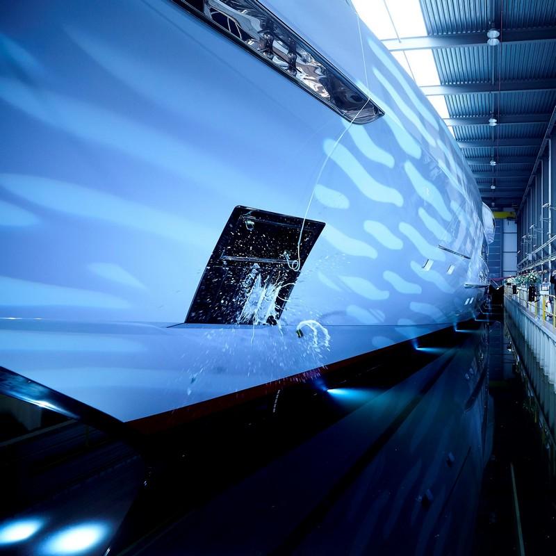 Heesen Yachts shipyrad - 70m- 17470_Galactica Super Nova-details