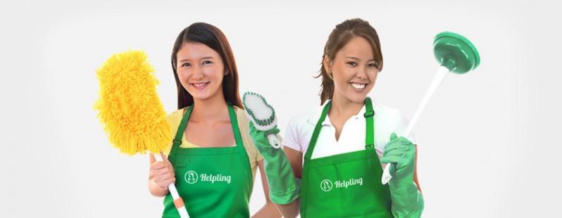 Helpling-startup