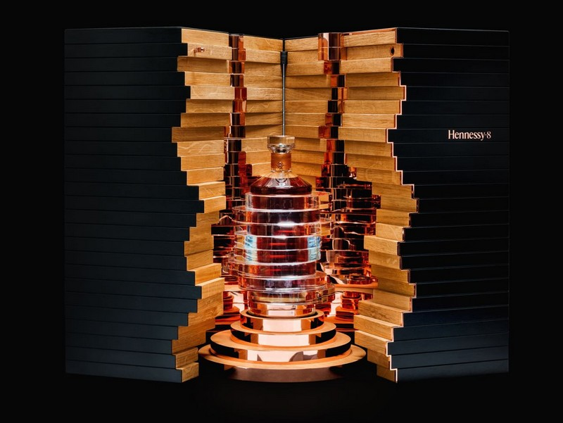 Hennessy releasing a one-time limited edition cognac Hennessy 8-