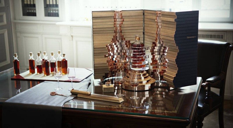 Hennessy releasing a one-time limited edition cognac Hennessy 8--2016