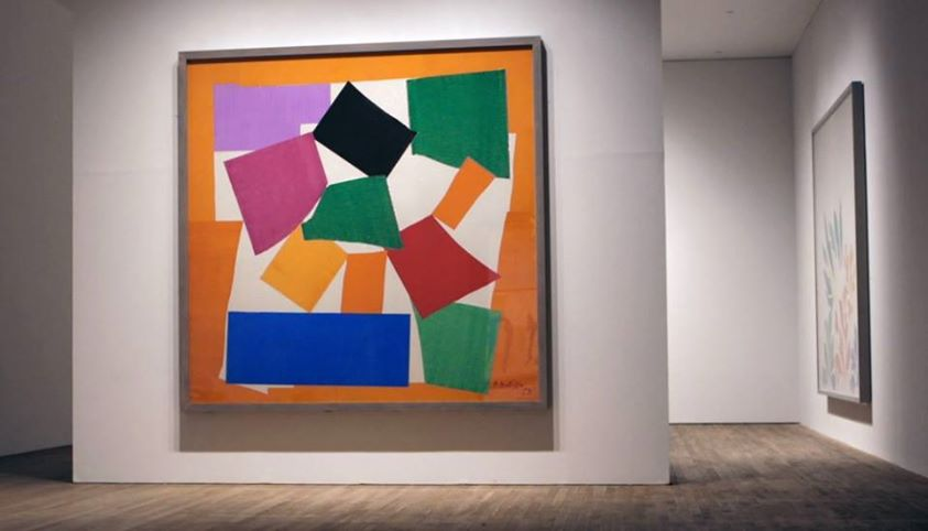 Henri Matisse: The Cut-Outs. Inspiring, uplifting giant of ...