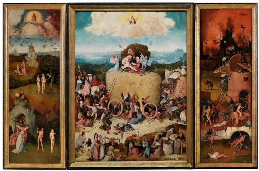 Hieronymus Bosch 500th anniversary show
