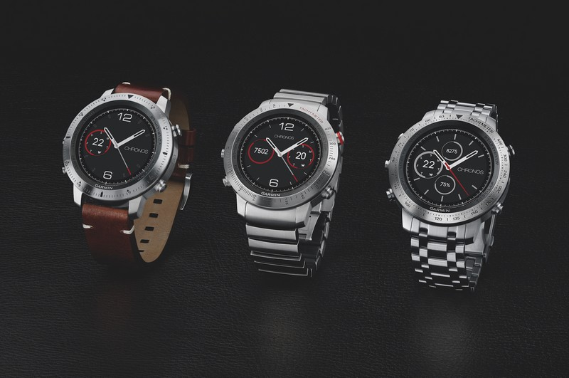 High-end design meets top-tier performance with garmin fenix Chronos smartwatch