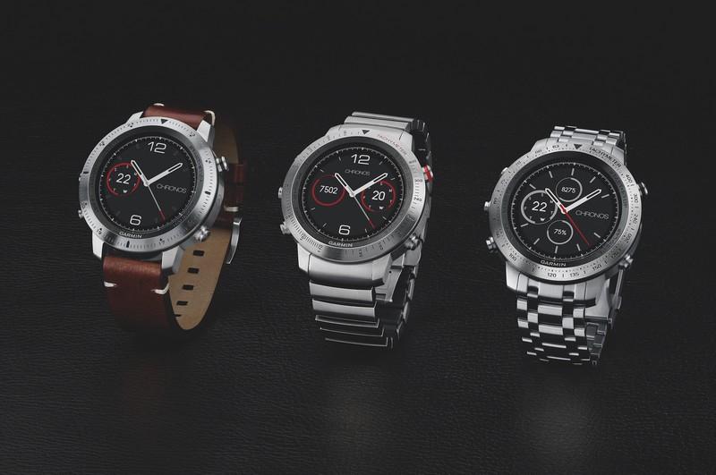 High-end design meets top-tier performance with garmin fenix Chronos smartwatch