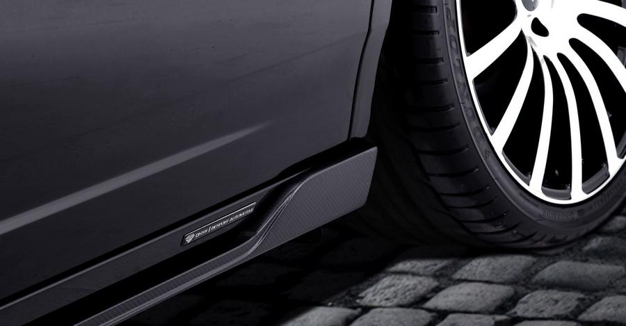 High-luxury design modifications for Rolls Royce Ghost Series-Rolls Royce Ghost Saing Morritz