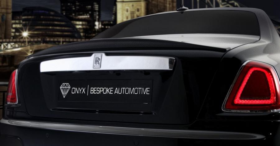 High-luxury design modifications for Rolls Royce Ghost Series-Rolls Royce Ghost San Mortiz