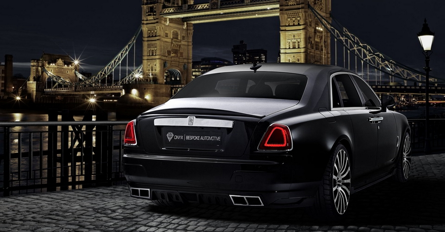 High-luxury design modifications for Rolls Royce Ghost Series-Rolls Royce Ghost