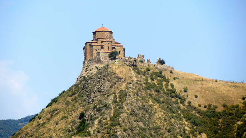 Historical Monuments of Mtskheta Georgi