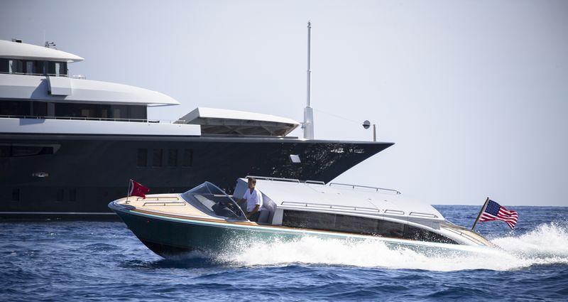 Hodgdon yachts 10.5 meter custom limousine tender 2016 -2luxury2-